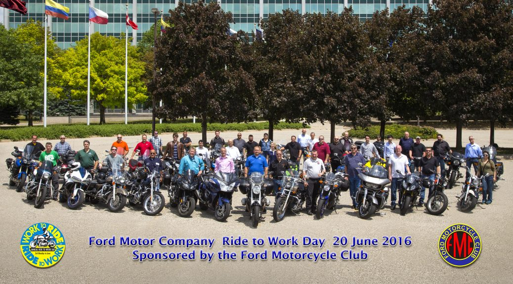 2016 FMC Ride To Work Day