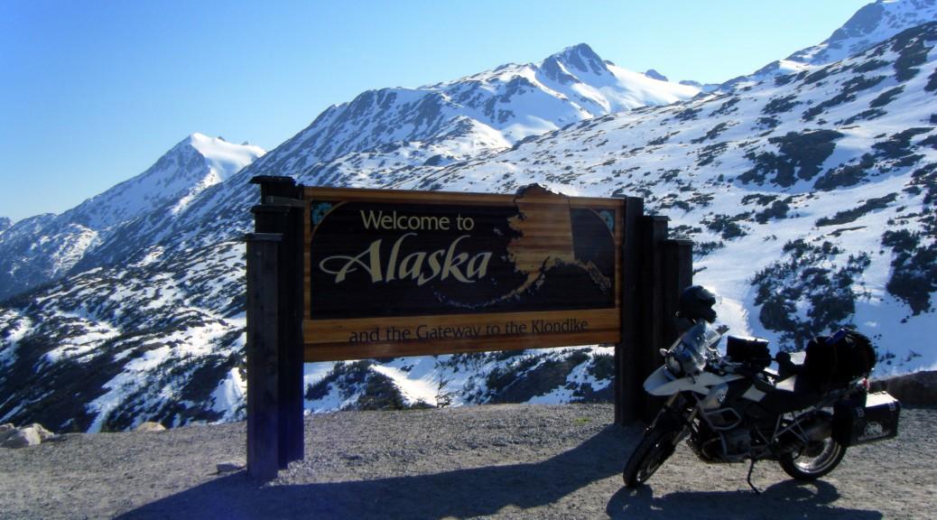 Alaska or Bust (Please Don't Bust)!