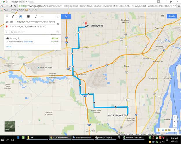 Create a Custom Route Using Google Maps, Tyre, and a Garmin